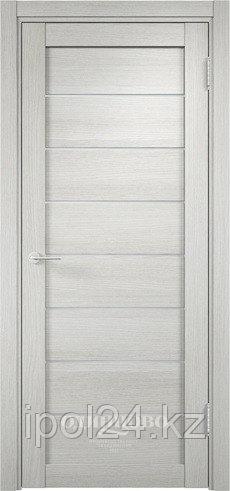 Межкомнатная дверь  Eldorf Мюнхен  (04) ДО остекление Сатинато
