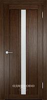 Межкомнатная дверь  Eldorf Берлин (04) ДO  остекление Сатинато