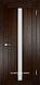 Межкомнатная дверь  Eldorf Берлин (04) ДO  остекление Сатинато, фото 3