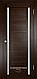 Межкомнатная дверь  Eldorf Берлин (06) ДО остекление Сатинато, фото 2