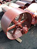 Изготовление норийных барабанов диаметром до 1000мм,шкивов, приводных и натяжных барабанов, роликов и прочее, фото 4