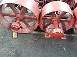 Изготовление норийных барабанов диаметром до 1000мм,шкивов, приводных и натяжных барабанов, роликов и прочее, фото 9