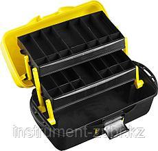 """Ящик для инструмента """"MAXWIDE-16"""" пластиковый, STAYER"""