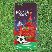 Чехол для телефона iPhone 6 'Москва. Храм Василия Блаженного'