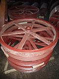 Шкивы 3-4-х ручейковые диаметром 1000, 1250мм, фото 2