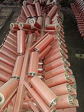 Роликоопоры зерновые, желобчатые в сборе с роликами