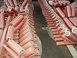 Роликоопоры зерновые, желобчатые в сборе с роликами, фото 2