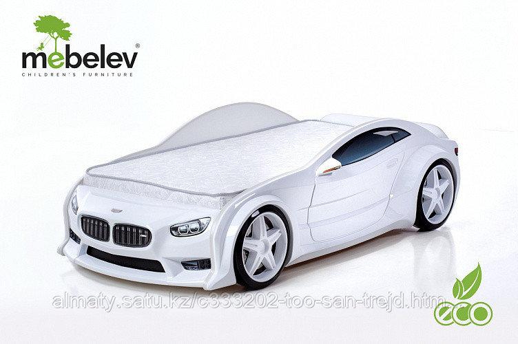 3D кровать-машина EVO  БМВ