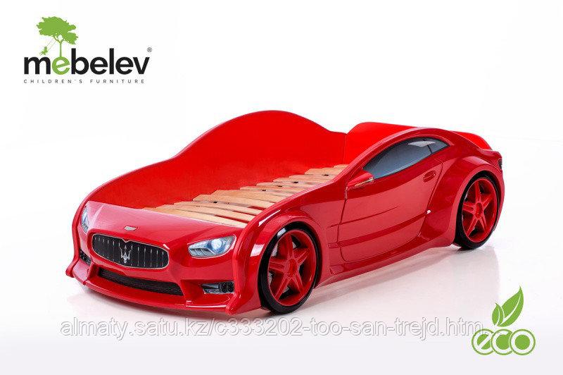 3D кровать-машина EVO Mazeratti