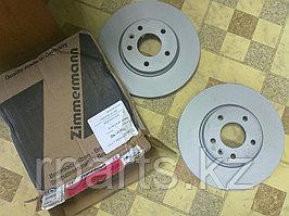 Передние тормозные диски Chevrolet Orlando