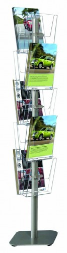 Подставка для брошюр (буклетница) Multiside 2-сторонняя