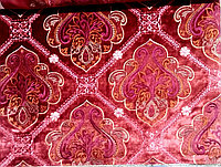 Вышивка на бархате -  Индия в Алматы