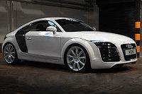 Обвес Caractere R8 на Audi TT, фото 1