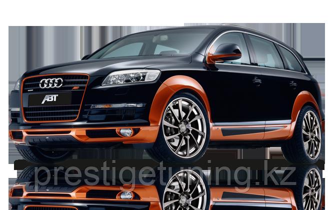Обвес ABT на Audi Q7 2006-09