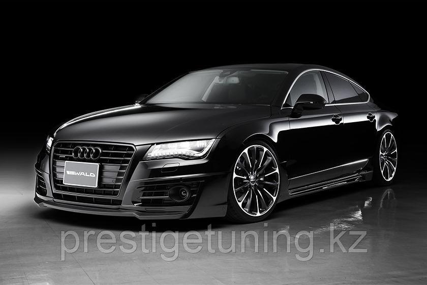 Обвес WALD на Audi A7
