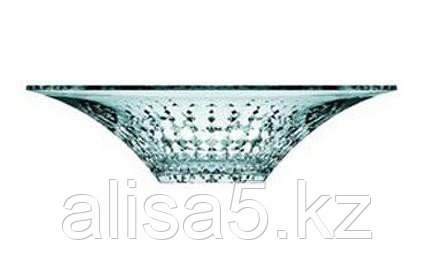 LADY DIAMOND салатник 36 см. Хрусталин. Cristal d'Arques.