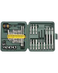 Набор бит для шуруповерта KRAFTOOL 26155-H29, биты со сверлами, 29 предметов