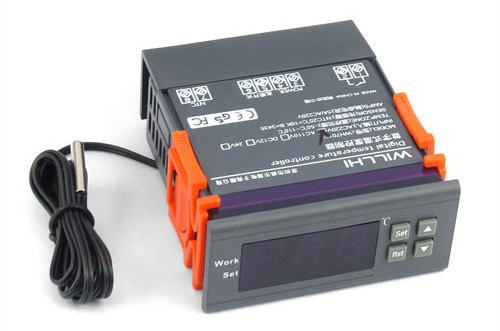 Терморегулятор WH-7016E (–10… +100°C, 5А)