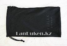 Чехол футляр для очков, телефона мягкий Furlux (черный)