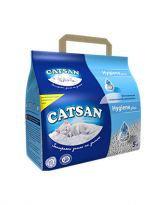 Catsan впитывающий гигиенический наполнитель для кошачьего туалета, 10 л