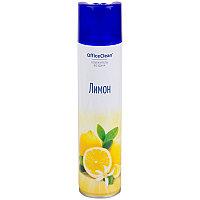 """Освежитель воздуха аэрозольный OfficeClean """"Лимон"""", 300мл"""