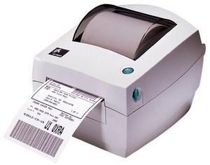 Принтер этикеток Zebra LP2844 (термо)