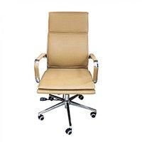 Кресло для руководителя с механизмом мягкого качания