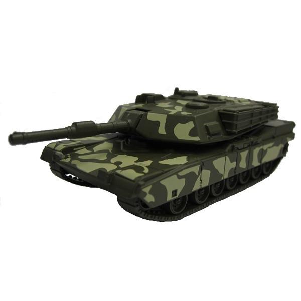 "1/34 Welly Коллекционная модель ""Танк M1 Abrams"""