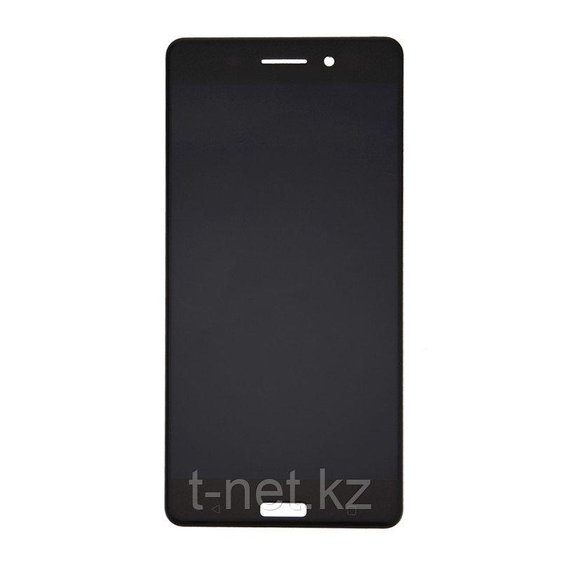 Дисплей Nokia 6 , с сенсором, цвет черный