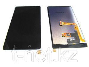 Дисплей NOKIA X2 Dual SIM , с сенсором, цвет черный