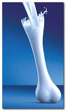 Для укрепления костей