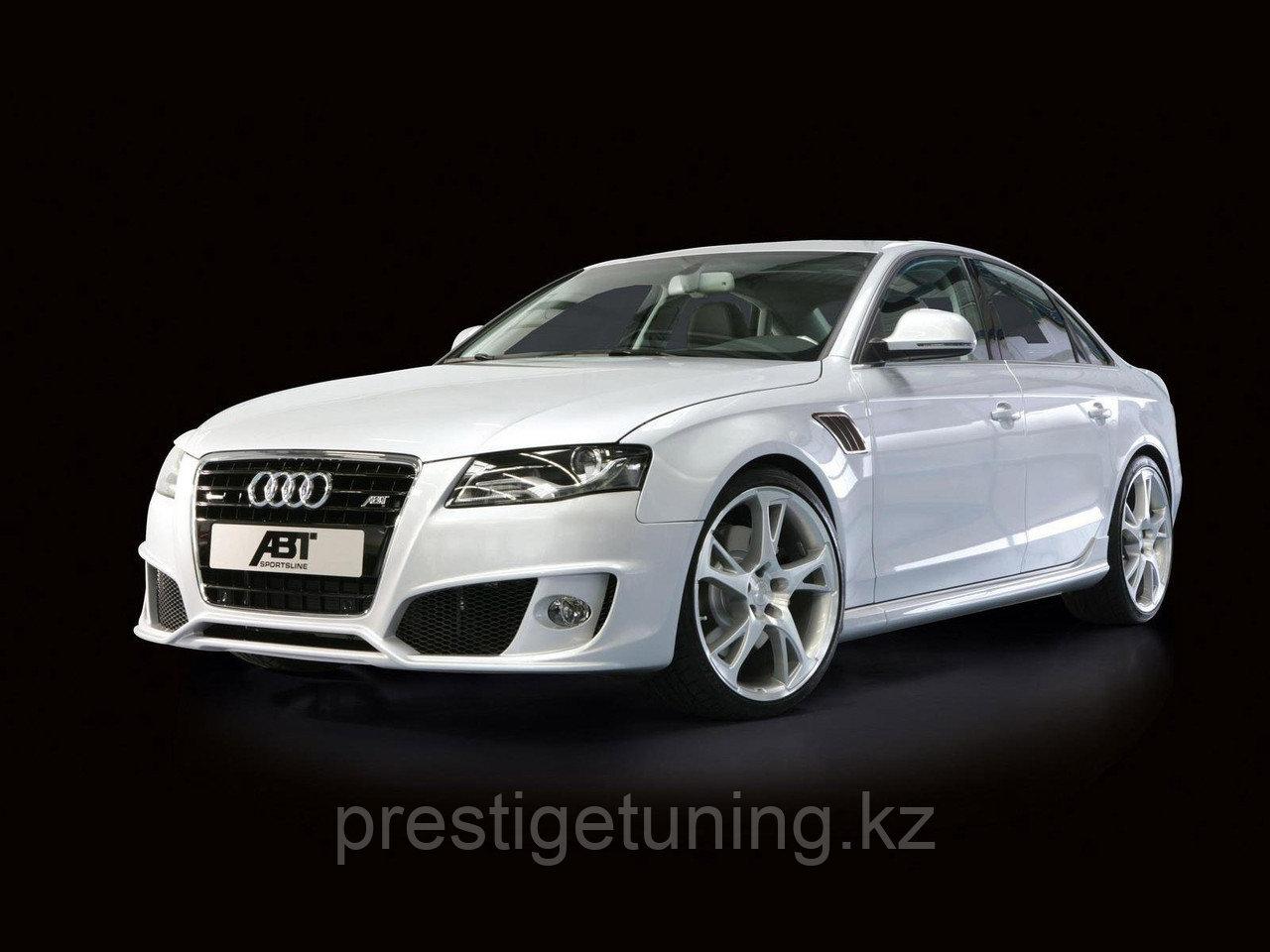 Обвес ABT на Audi A4 B8