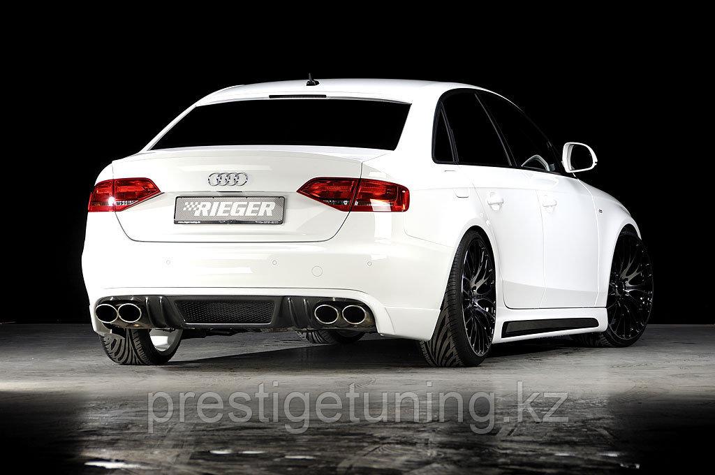 Обвес Audi A4 (B8) Rieger