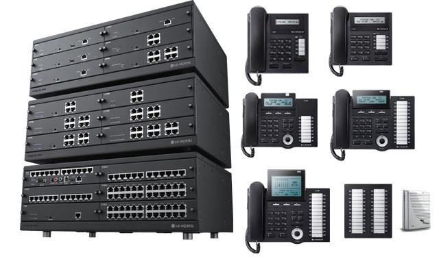 IP АТС Ericsson-LG
