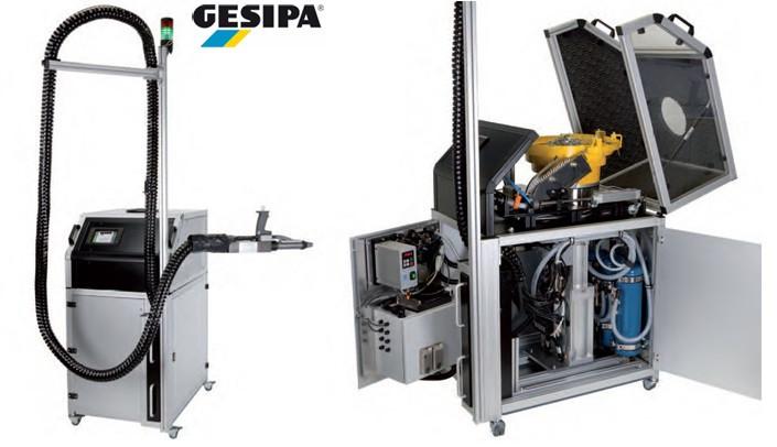 Автоматическая станция для вытяжных заклепок GAV HF