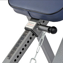 Инверсионный стол для лечения позвоночника до 130 кг, фото 2
