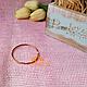 Медный браслет, браслет из меди и латуни (детский/подростковый), 1шт, фото 3