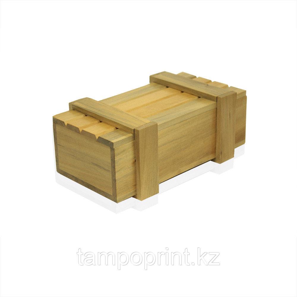U-PK077 Деревянная упаковка береза