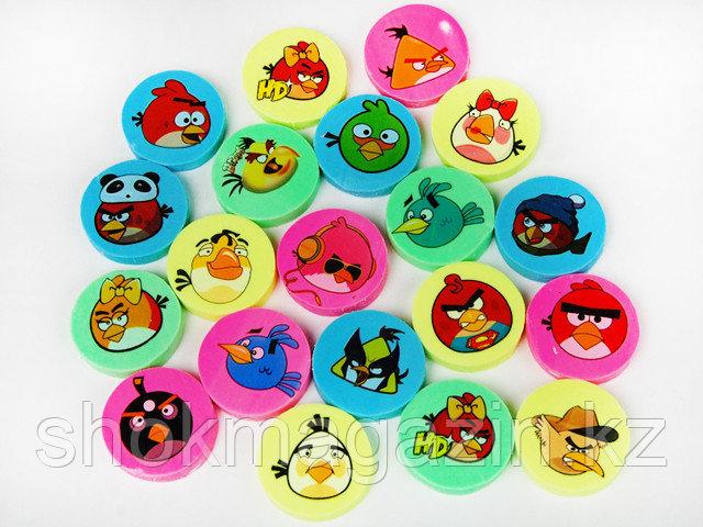 """Ластики """"Angry Birds"""""""
