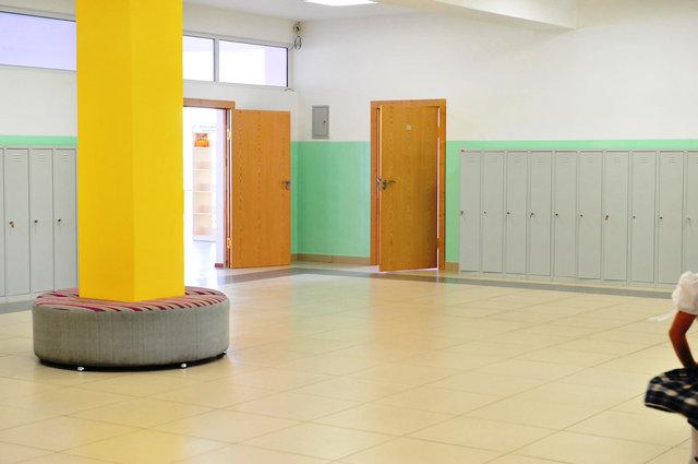 """Частная школа """"Дана"""", шкафы для одежды на заказ 36"""