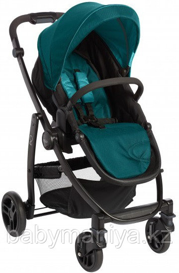 Коляска 2 в 1 Graco EVO TS Harbor Blue