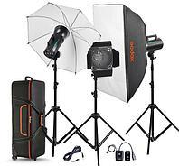 Комплект студийного оборудования Godox GS 400II-D