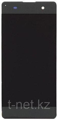 Дисплей Sony Xperia XA F3112 , с сенсором, цвет черный