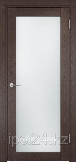Межкомнатная дверь  Casaporte Рома 02 ДО  остекление Сатинато Люкс