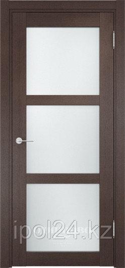 Межкомнатная дверь  Casaporte Рома 08 ДО  остекление Сатинато Люкс