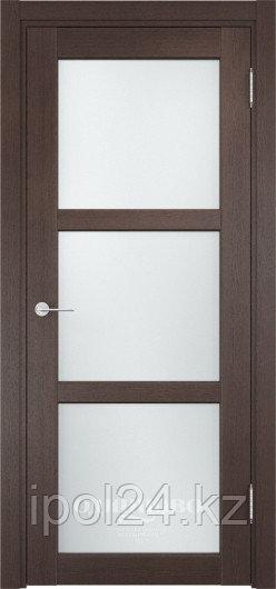 Межкомнатная дверь  Casaporte Рома 28 ДО  остекление Сатинато Люкс