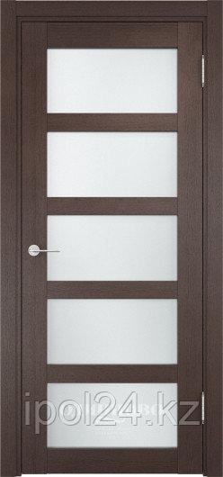 Межкомнатная дверь  Casaporte Рома 14 ДО  остекление Сатинато Люкс