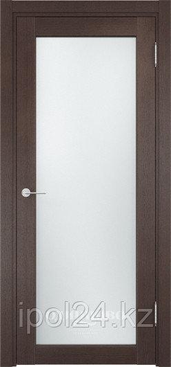 Межкомнатная дверь  Casaporte Рома 22 ДО  остекление Сатинато Люкс