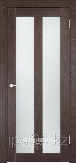 Межкомнатная дверь  Casaporte Флоренция 22  ДО  остекление матированное Белое
