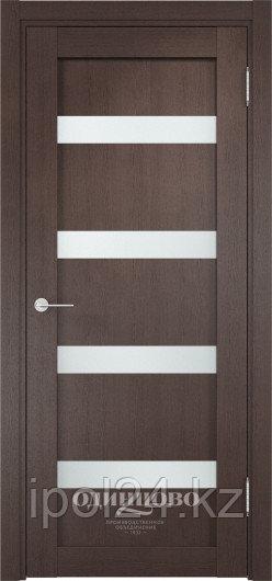 Межкомнатная дверь  Casaporte Верона 05  ДО остекление матированное Белое